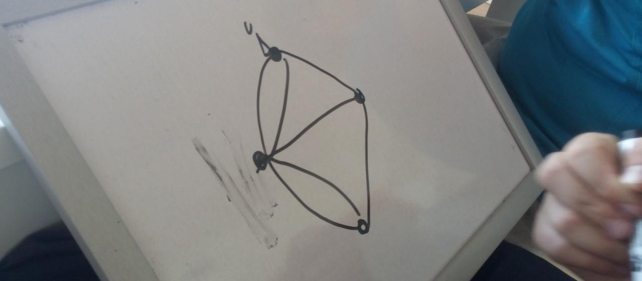 Teoria de grafs per a tothom